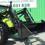 Agrison - A new 97kW tractor