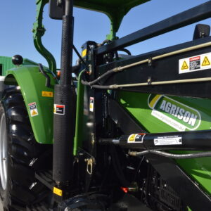 80hp cdf tractor agrison 12