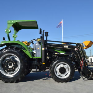Agrison 80hp CDF Tractor  (7)