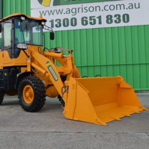 TX918 Agrion Wheel Loader (1)