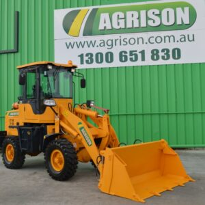 TX918 Agrion Wheel Loader (11)