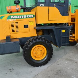 TX918 Agrion Wheel Loader (19)