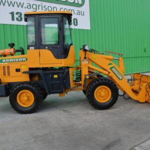 TX918 Agrion Wheel Loader (21)