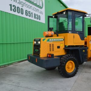 TX918 Agrion Wheel Loader (22)