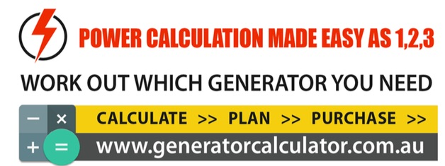 Agrison Power Calculator Generators