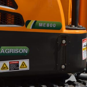 agrison 1 ton new mini excavator (21)