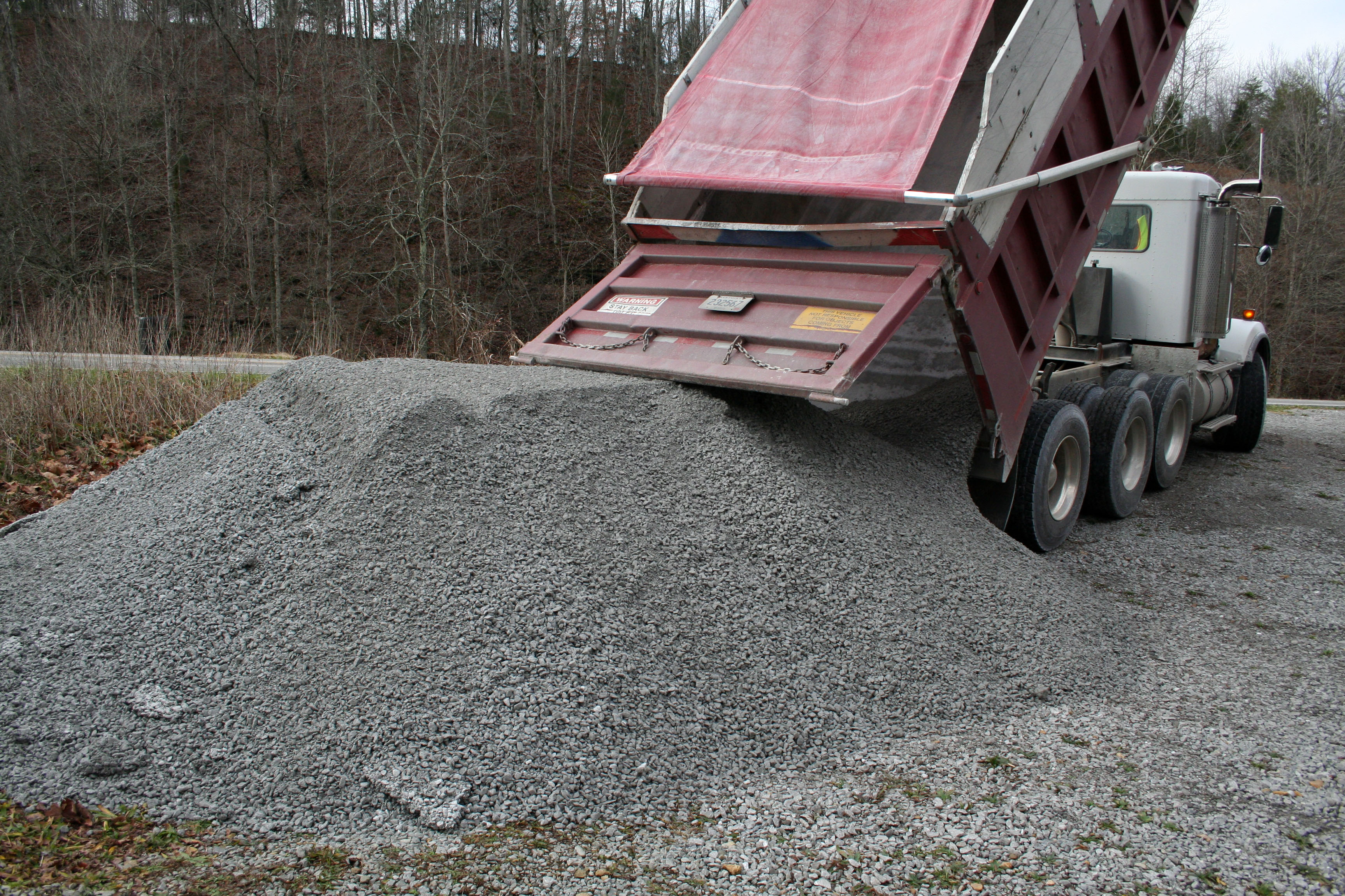 How To Build A Gravel Driveway Agrison