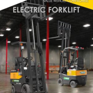 AGRISON Best Mini electric forklift