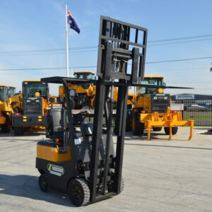 Agrison Mini Electric Forklift 37