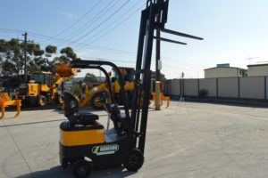 Agrison Mini Electric Forklift 56
