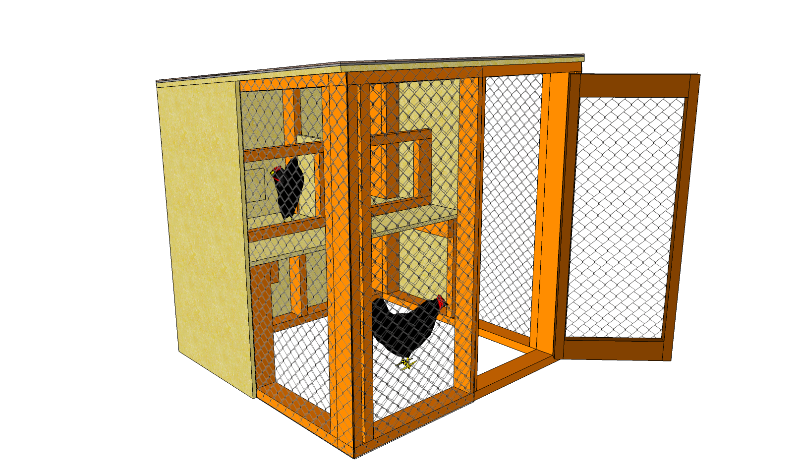 How To Build A Chicken Coop Agrison